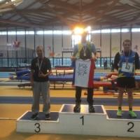 Podium de Fettane SOFUME au France FSGT sur 1500m- 2016